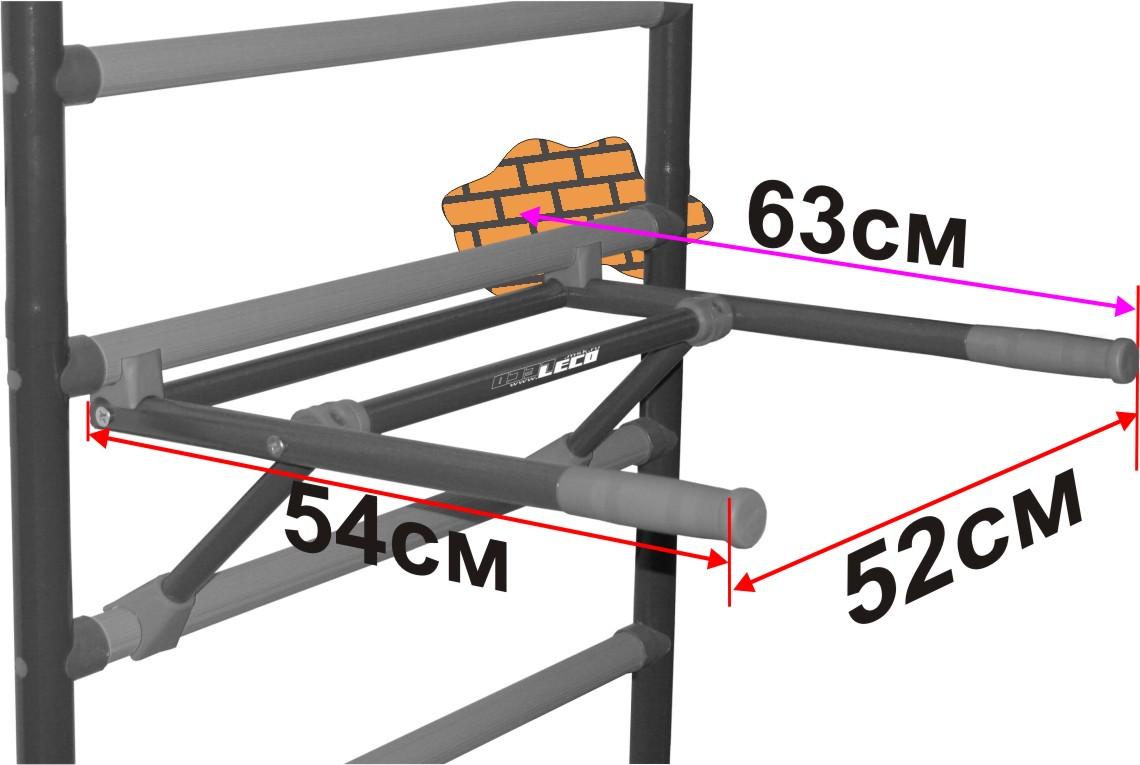 Как сделать шведскую стенку из металла 111