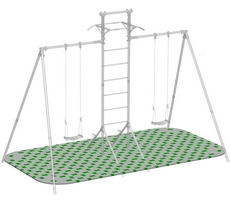 Puzzle Playground ��� ������� ������ � ��������� c ��������� Leco-IT Outdoor 1,9 � 3,9 �